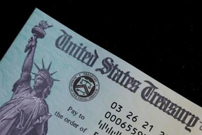 A family's stimulus check