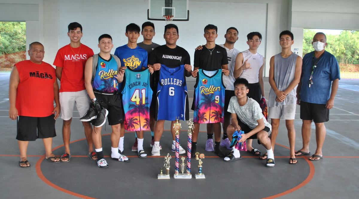Rollers Blue champions