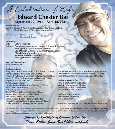 † Edward Chester Bai