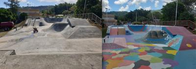 Garapan Skate Park