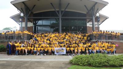 GSW's freshmen class of 2021
