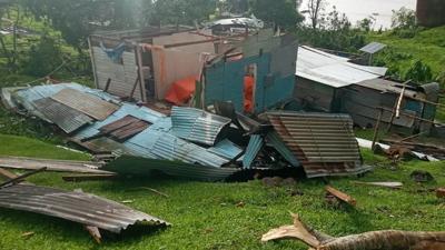 Fiji cyclone