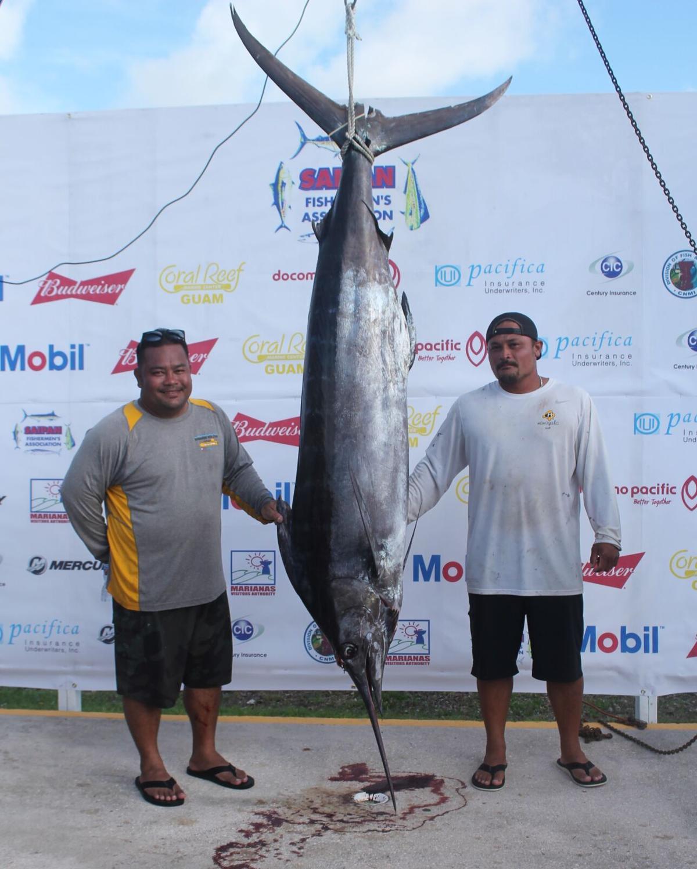 36th Saipan International Fishing Tournament | Smiling Cove Marina, July 25, 2020