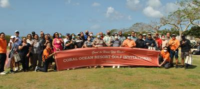 Coral Ocean golf course reopening