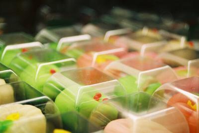 edible plastic