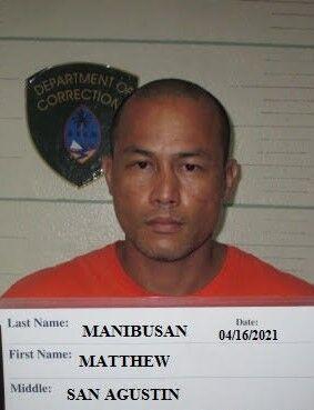 Matthew San Agustin Manibusan