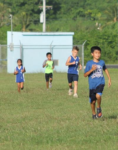 Saipan Community School tops elementary cross country