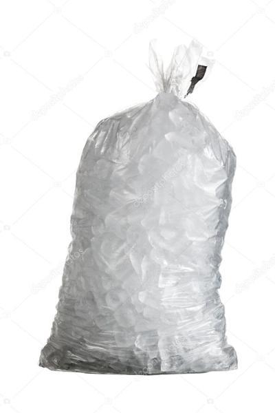bag of ice