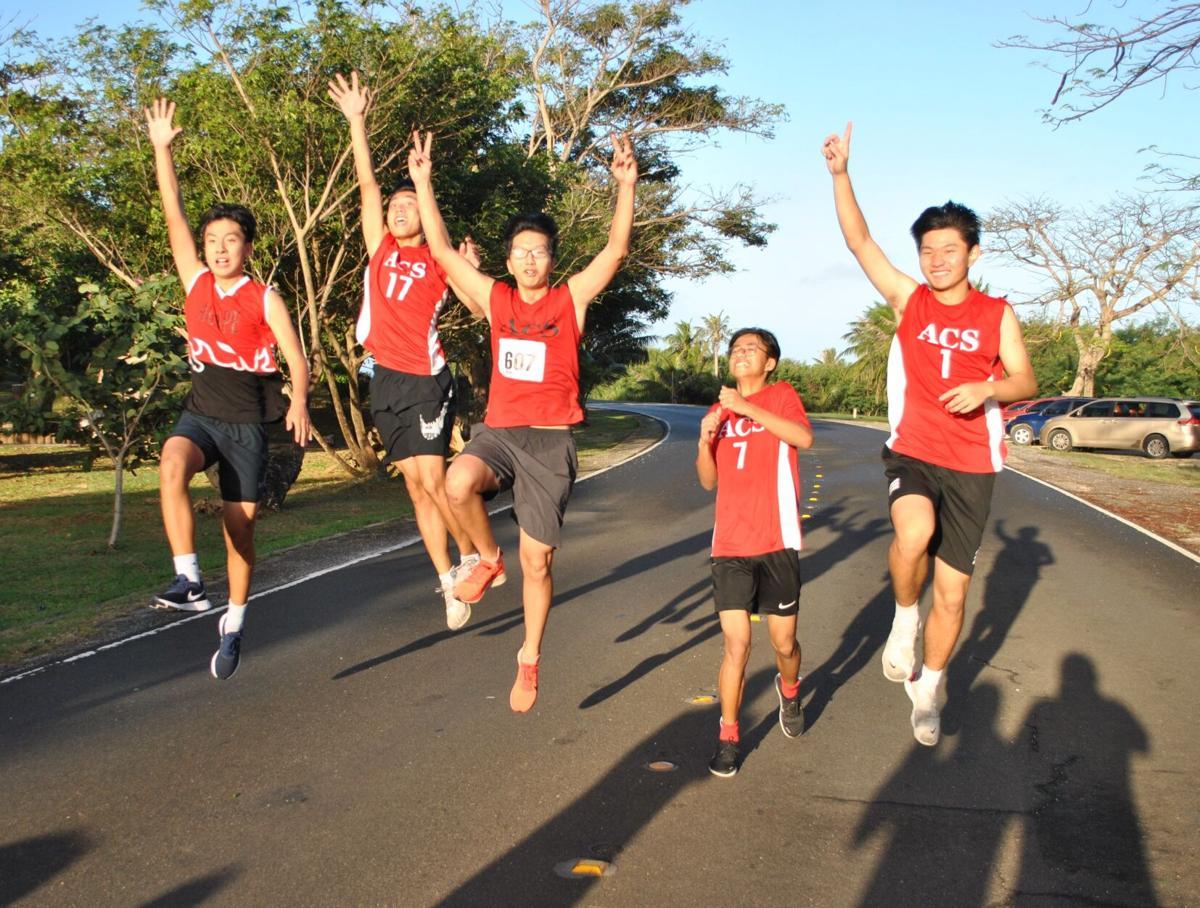 Agape runners