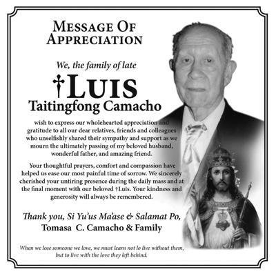 Luis Taitingfong Camacho