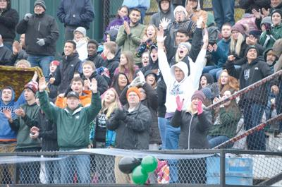 Football playoff fever at WCHS