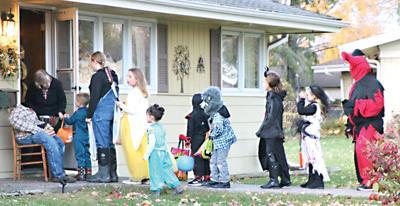 Halloween in Savanna