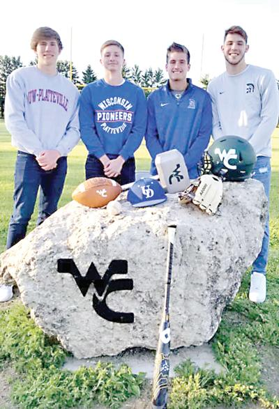 WC athletes are college-bound