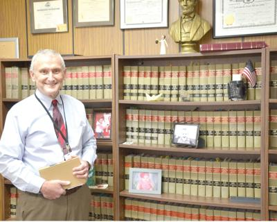 Judge's public service spans over 30 years