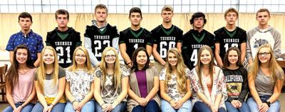 WC Homecoming Court