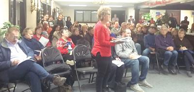 West Carroll hears concerns on school plans