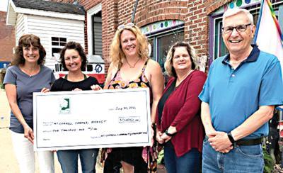 Farmers Market receives MCCF Art Guild grant