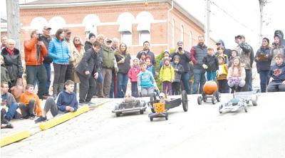 Pumpkin Fest in Mount Carroll