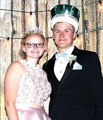 WCHS prom royalty