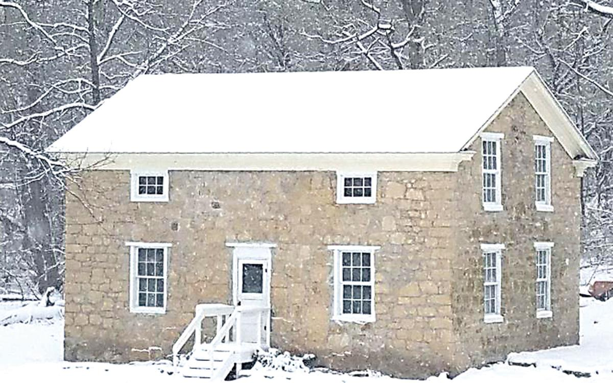 Tour of Homes- Stone House