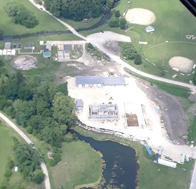 WWTP project operational late November