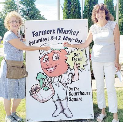 MC Farmers Market manager honored