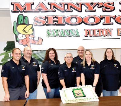 WCHS gym dedication for Manny Castro