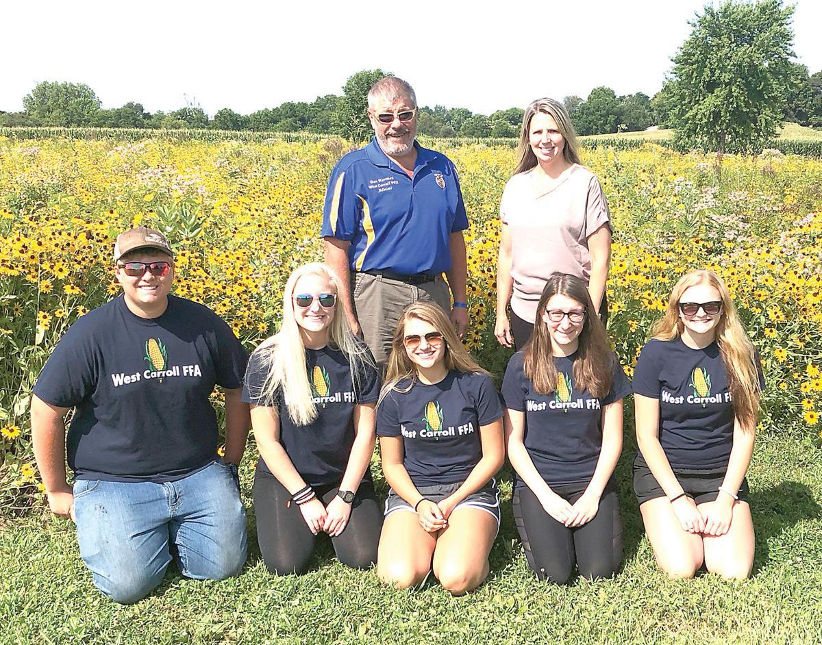 WCMS prairie group