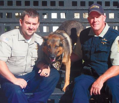 Remembering K-9 Officer Scout