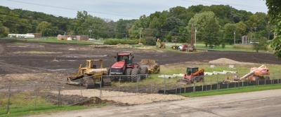 Wastewater treatment plant project