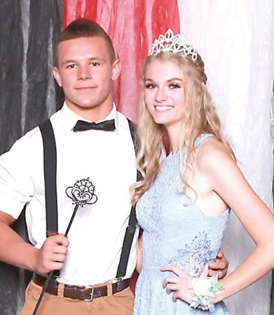 West Carroll royalty