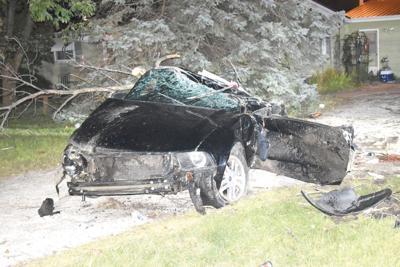 Crash claims Savanna man