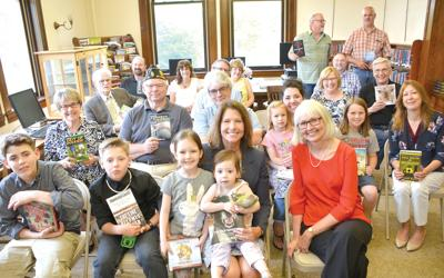 MC Library receives children's books