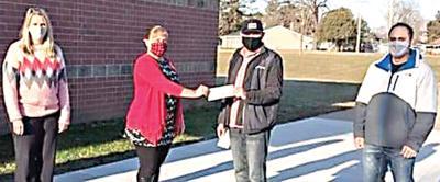 Savanna reimburses West Carroll for sidewalks