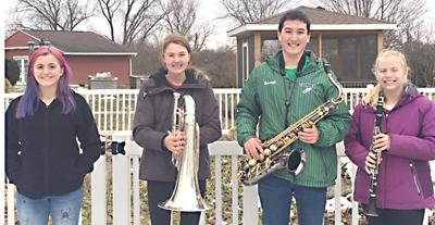 WC musicians named all-state