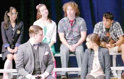 'Bee' is 'uproarious musical'