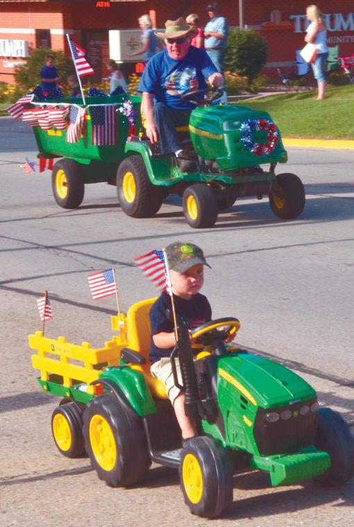 Mount Carroll Parade