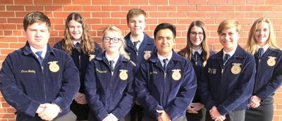 WC FFA wins Parliamentary Procedure contest