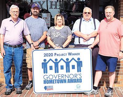 Palooza nets Hometown Award