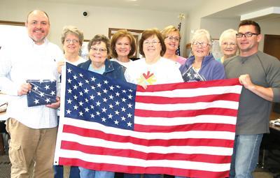 BIM donation provides flags for Savanna