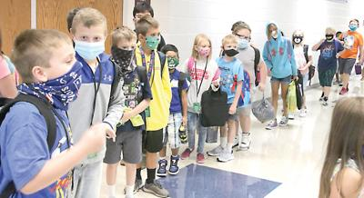 WC school years starts 'really well'