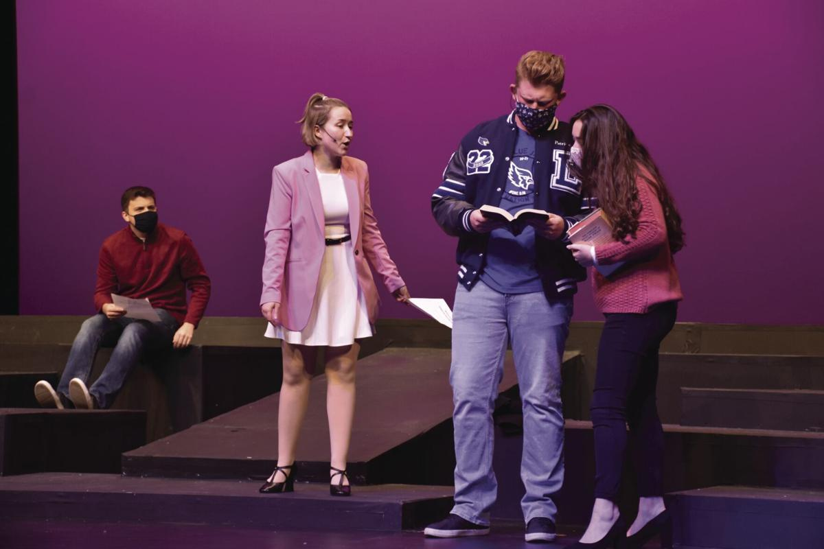 Liberty High School musical streams live this weekend