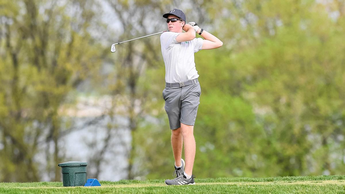 Courier-Tribune's 2021 All-Area Boys Golf Team