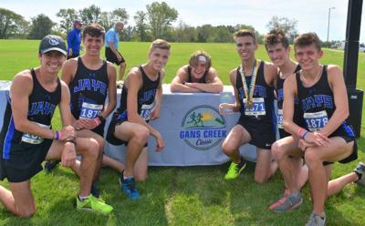 Blue Jays race to Gans Creek boys title