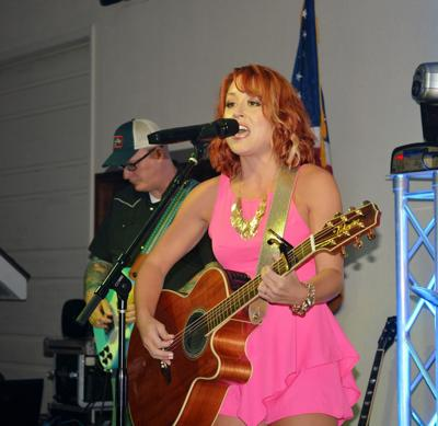 Casi Joy performs online July 4th concert