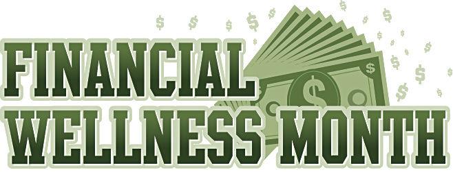 Financial Wellness Month logo