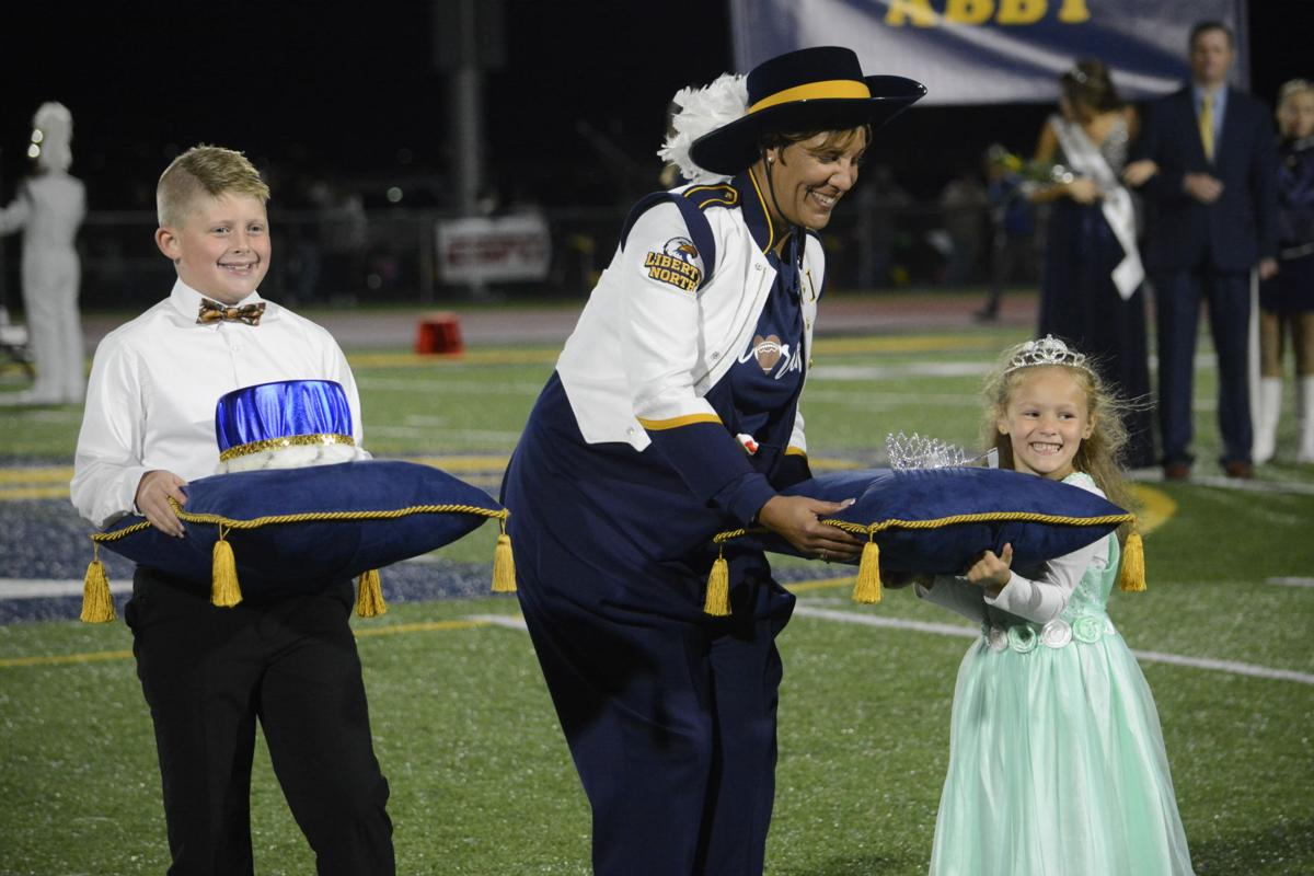 Liberty Public Schools celebrate Homecoming safely