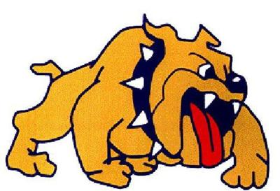 Kearney bulldog logo