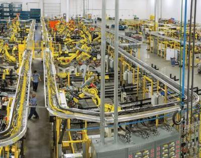 Academy Preps High Schoolers For Manufacturing Robotics Jobs K 12