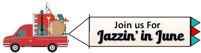 Jazzin in June